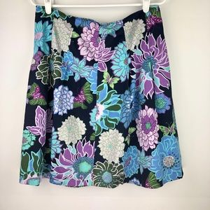 3/$50 Attention Floral Skirt